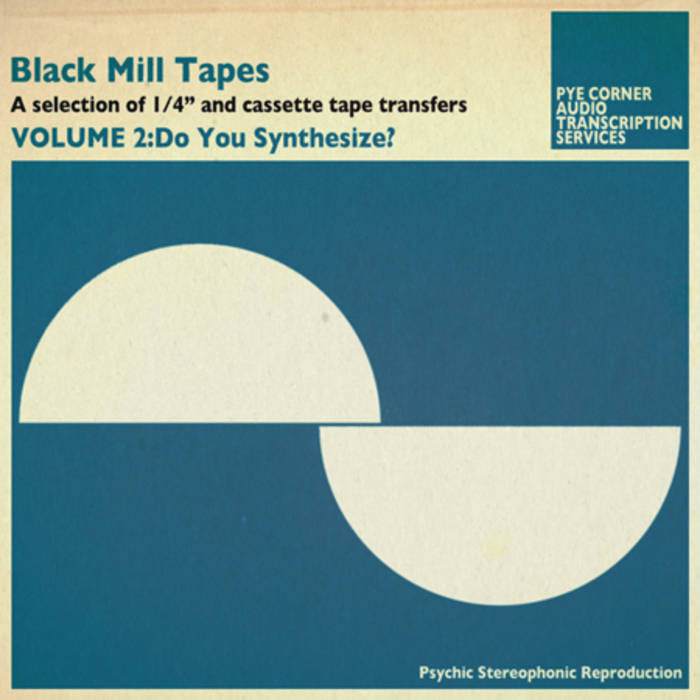 Black Mill Tapes Vol.2 cover art