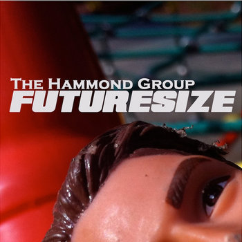 """Selections from """"Futuresize"""" cover art"""
