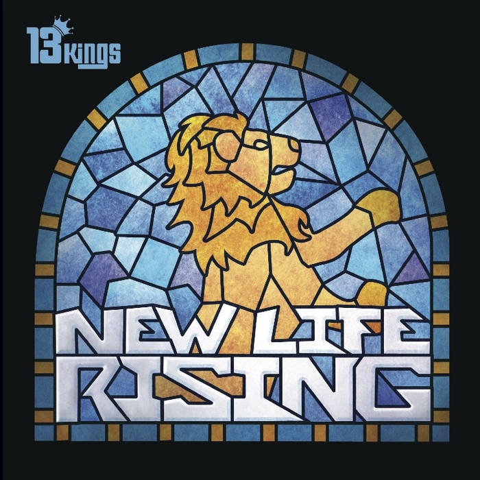 New Life Rising cover art