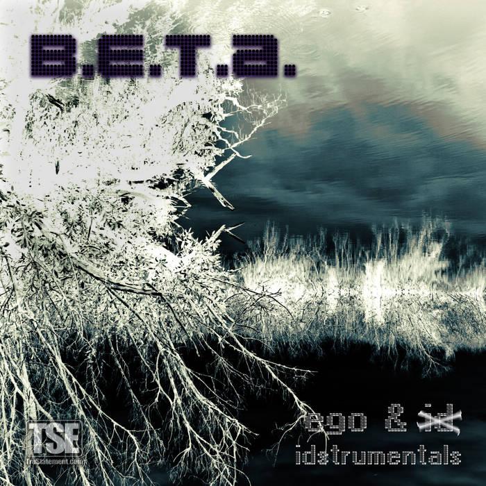 B.E.T.A. - Ego & Idstrumentals cover art