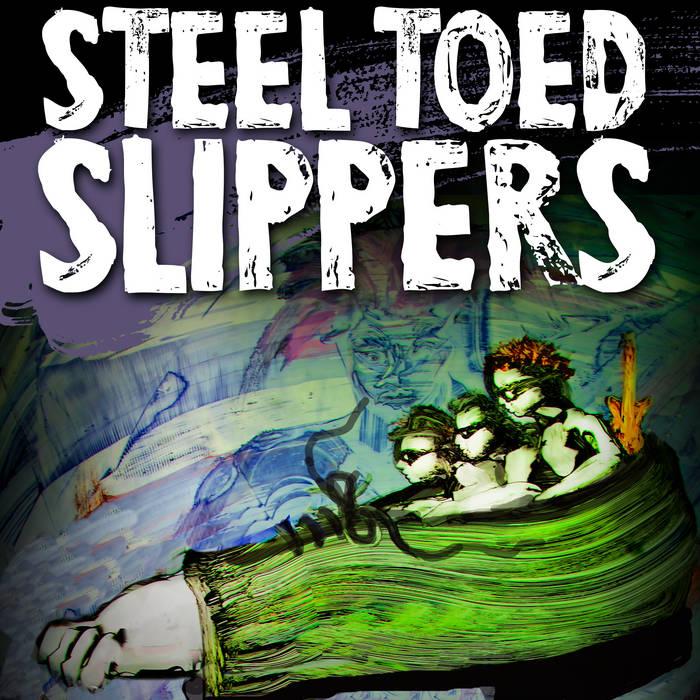 Stolen Words EP cover art