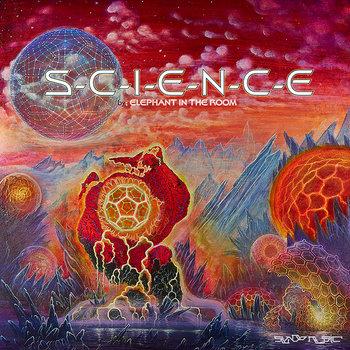 S-C-I-E-N-C-E cover art