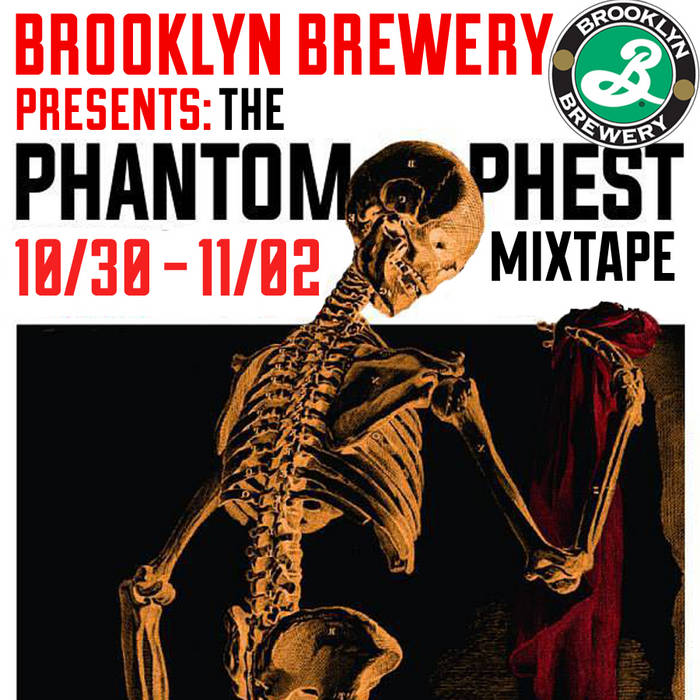 Brooklyn Brewery Presents: Phantom Phest Mix Tape cover art