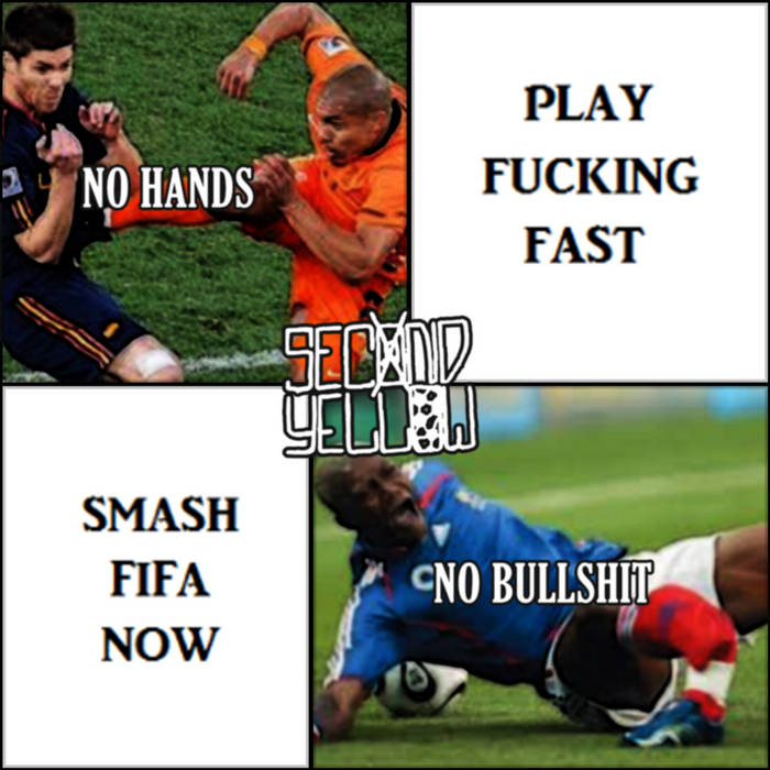 No Hands, No Bullshit cover art
