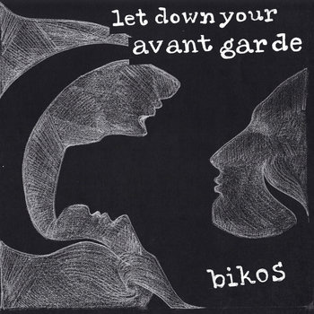 Let Down Your Avant Garde cover art