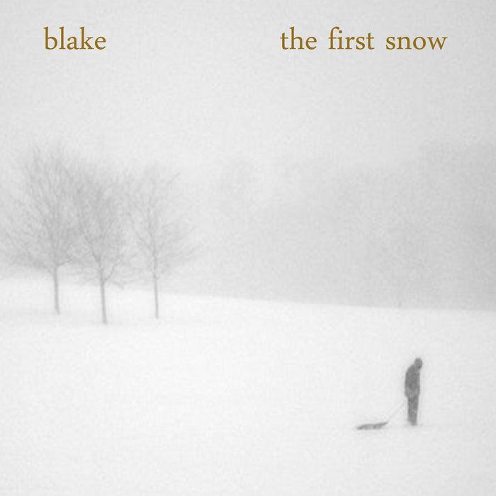 The First Snow cover art