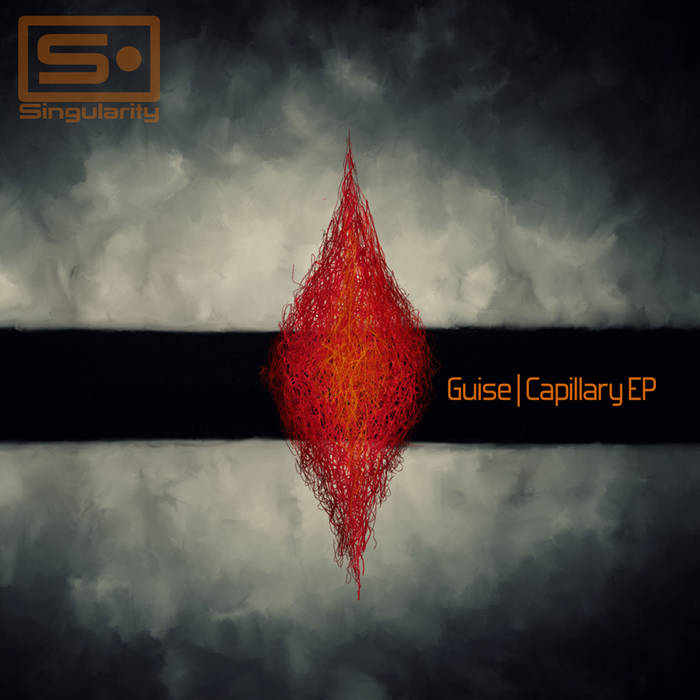 Sin014: Capillary EP cover art