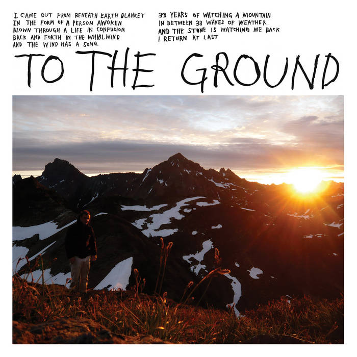 "To The Ground 7"" cover art"