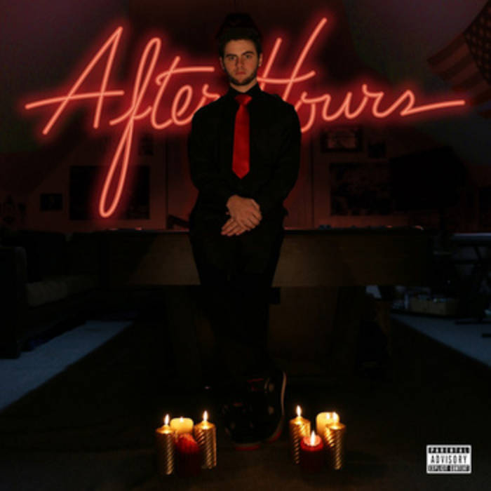 After Hours EP cover art