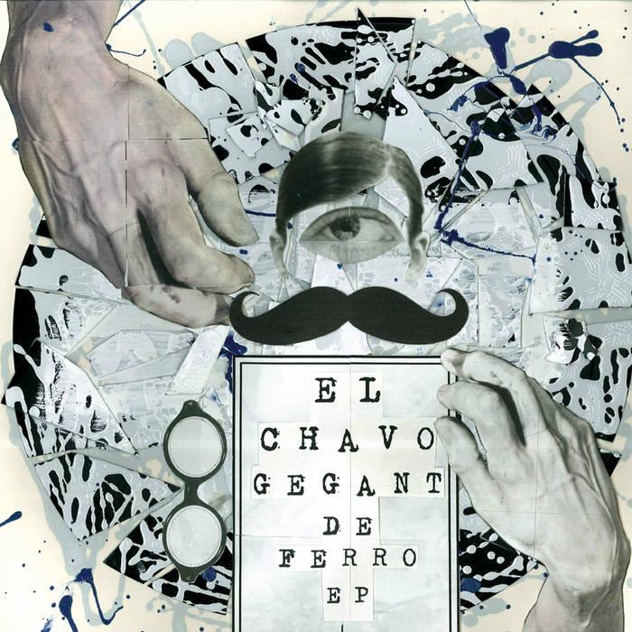 Gegant de Ferro EP cover art