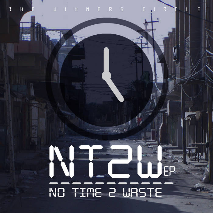 No Time 2 Waste [EP] cover art