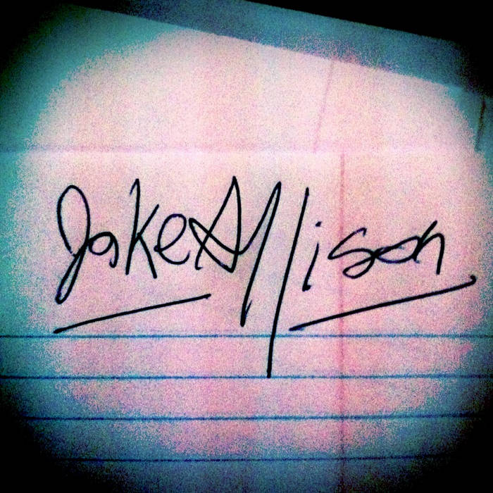 Jake Allison cover art