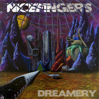 Dreamery cover art