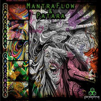 Mantra Flow & Patara - Imaginary Craziness EP cover art