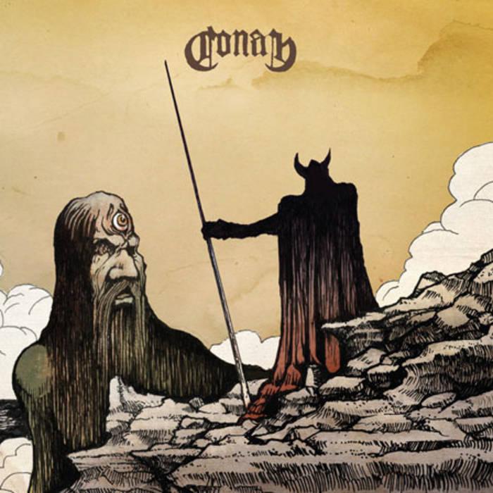 Conan - Monnos cover art