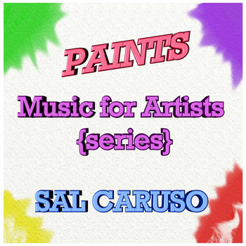 PAINTS {Music for Artists} cover art