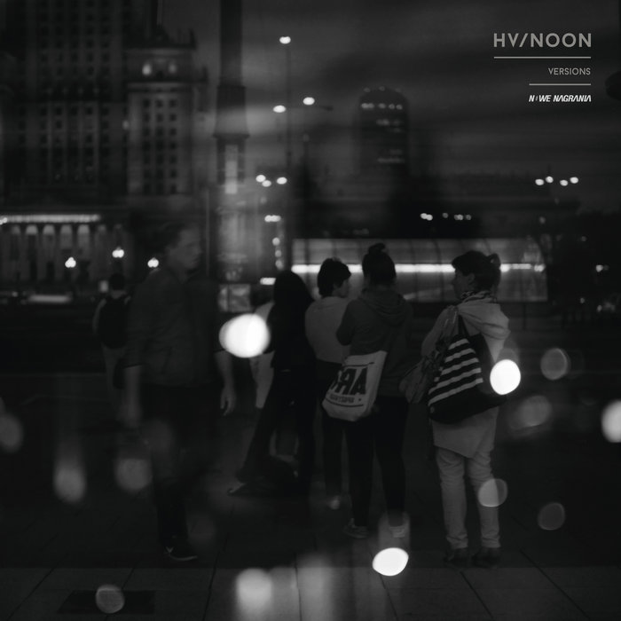 Versions cover art