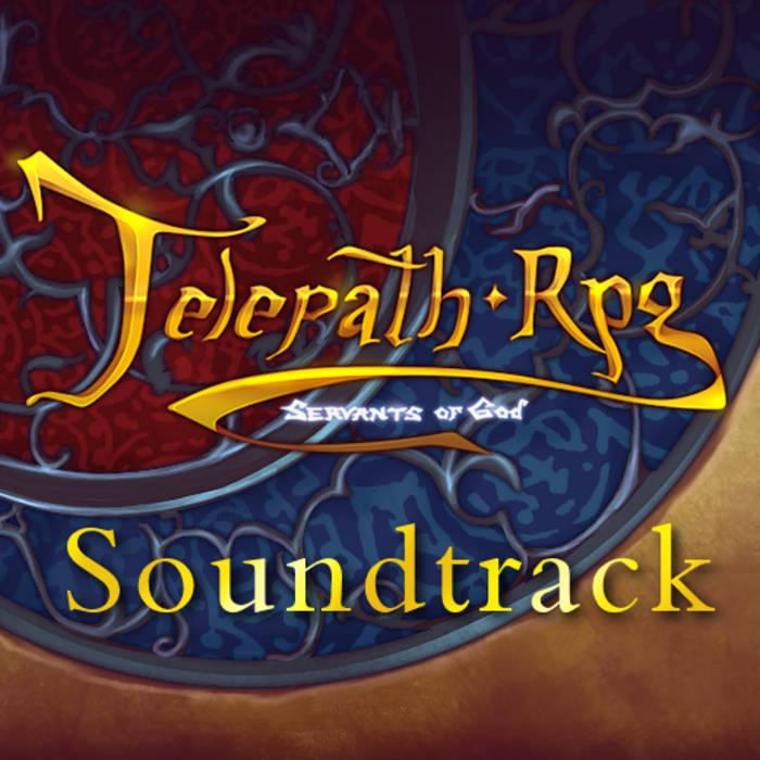 Telepath RPG: Servants of God Soundtrack cover art