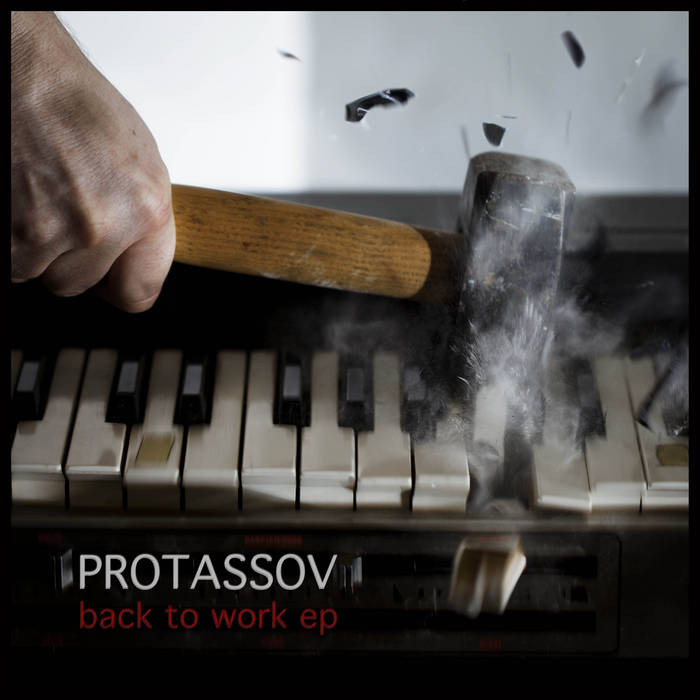 Back To Work EP cover art