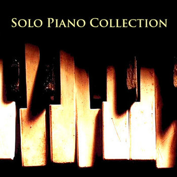 Solo Piano Collection cover art