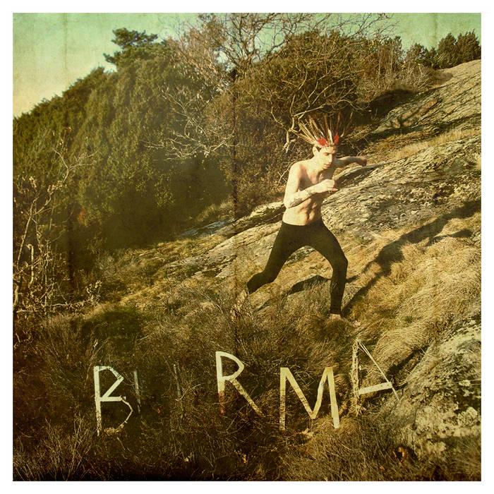 B.U.R.M.A. cover art