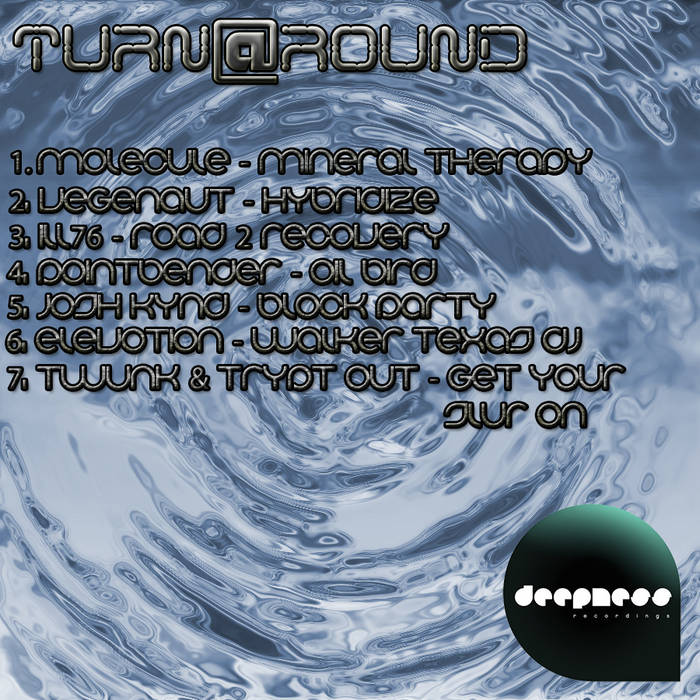 Turn@round cover art