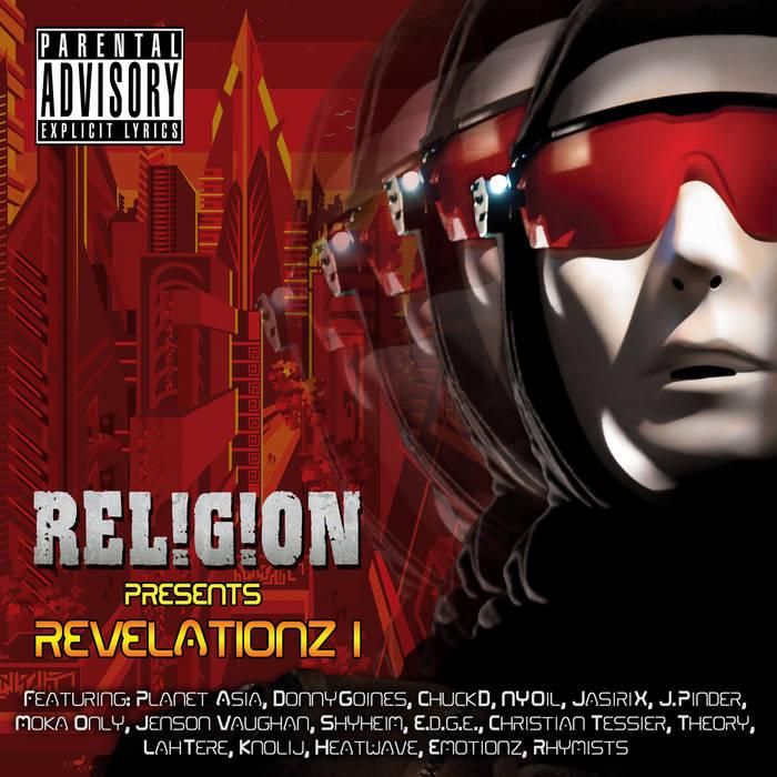 REVELATIONZ I cover art