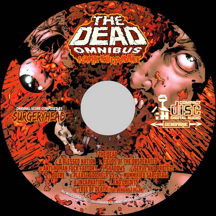 The Dead:Omnibus OST cover art