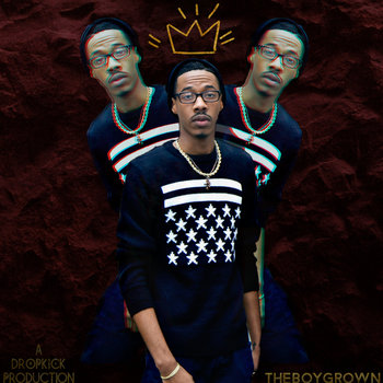 TheBoyGrown. cover art