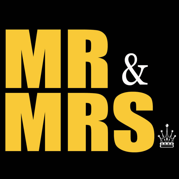Mr & Mrs EP cover art