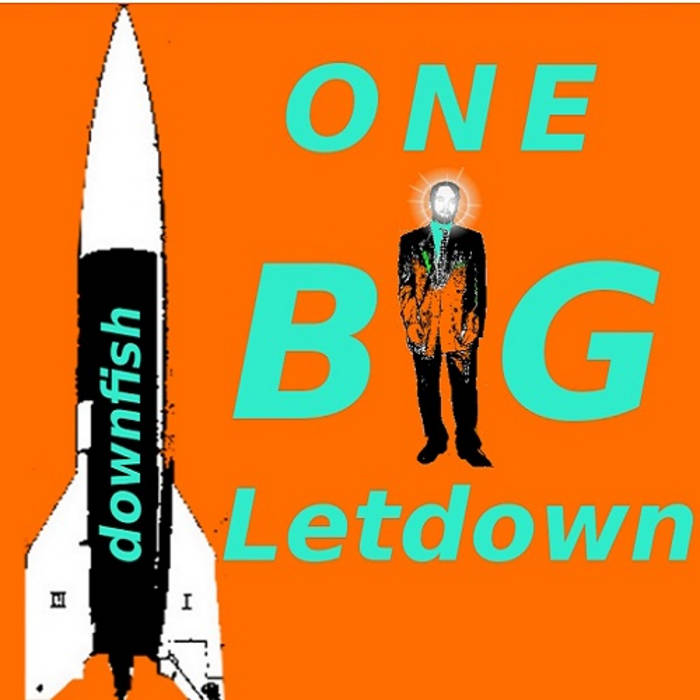 One Big Letdown cover art