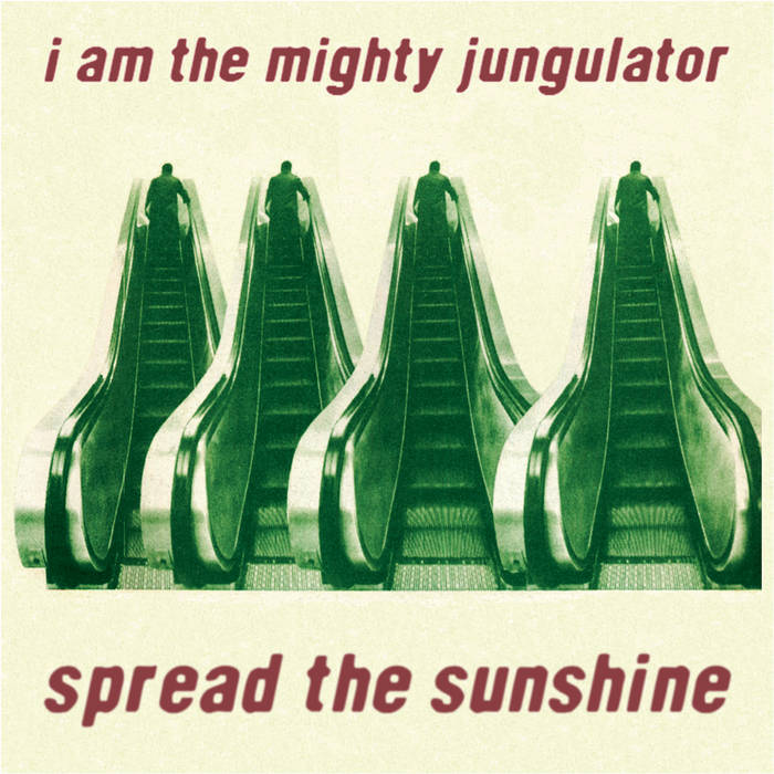 Spread The Sunshine EP cover art