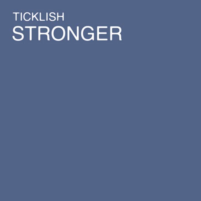 Stronger cover art