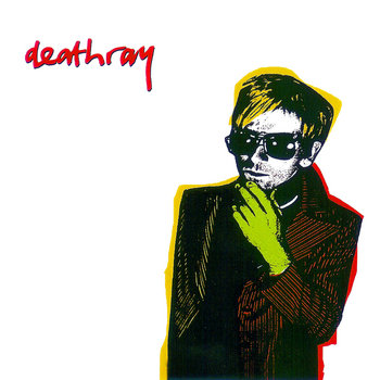 Deathray cover art