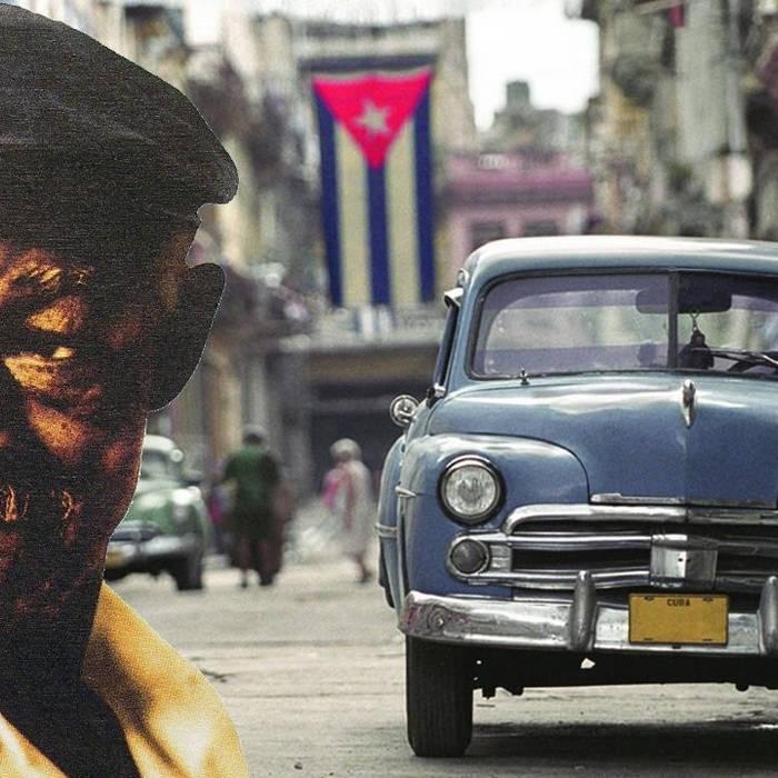 Afro Cuban Jazz & Hip Hop REMIX 'Buena Vista Social Club' (Prod by Moshae Beats) cover art