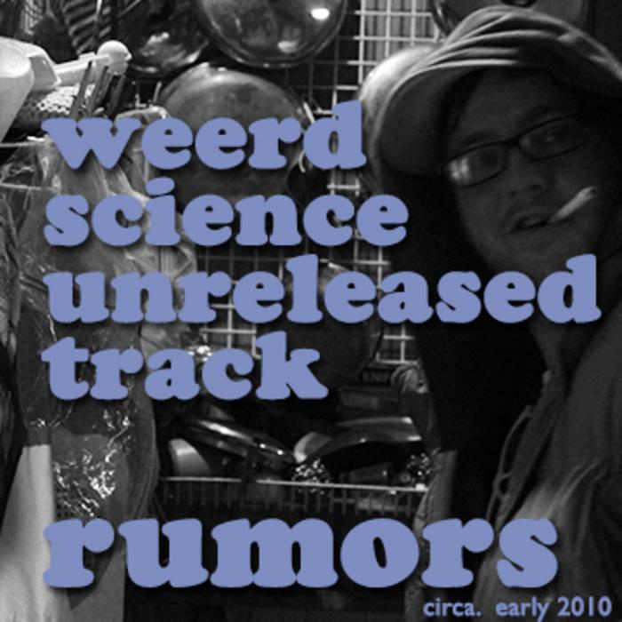 Rumors cover art