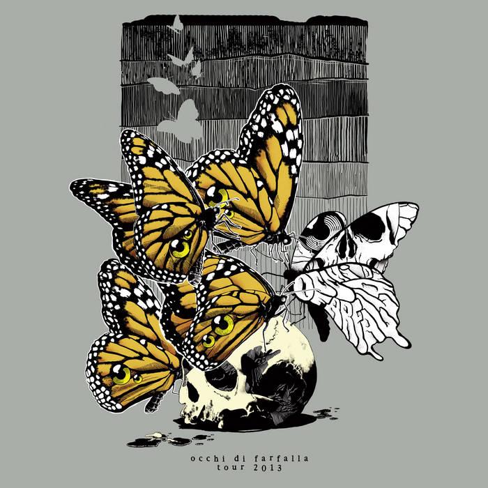 Occhi di Farfalla cover art