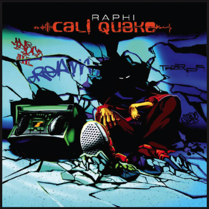 Cali Quake cover art