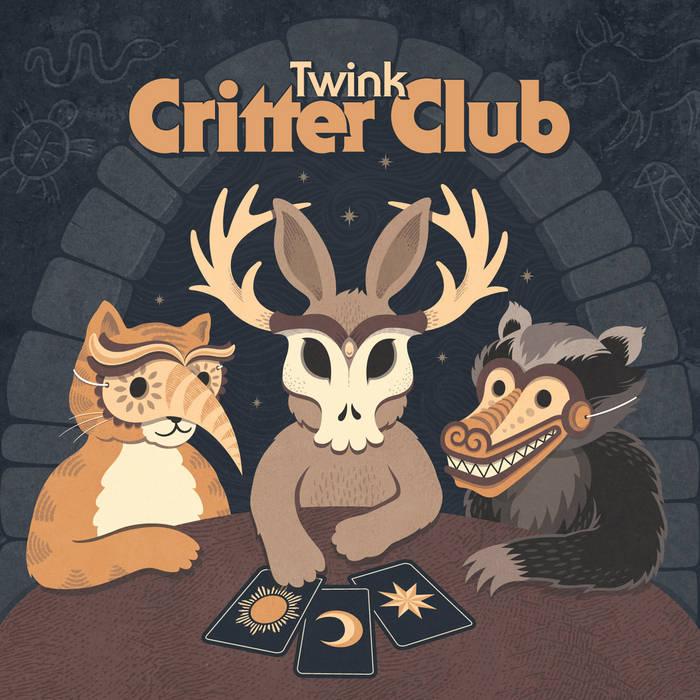 Critter Club cover art