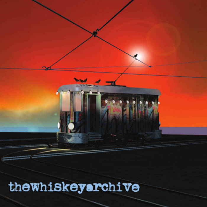 thewhiskeyarchive cover art