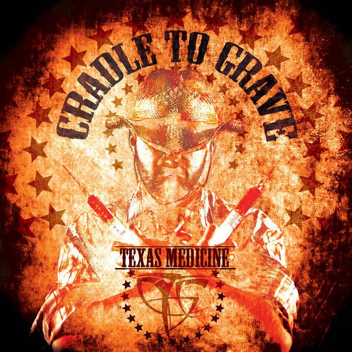 CRADLE TO GRAVE - Texas Medicine cover art