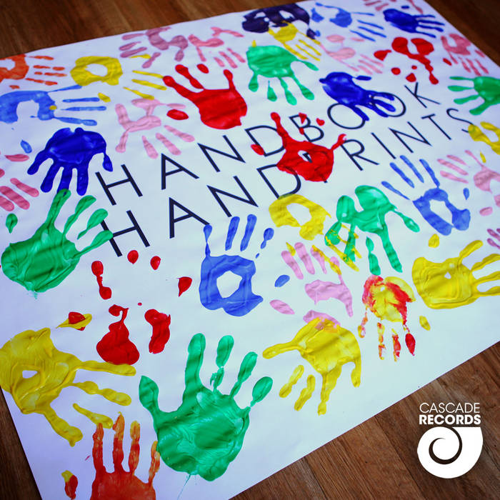 Handprints cover art