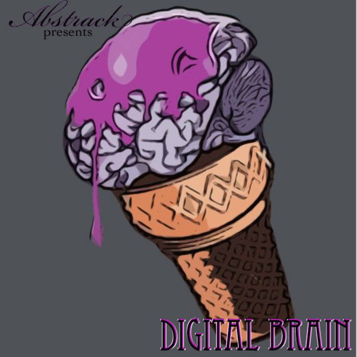 AbstracK presents Digital Brain cover art