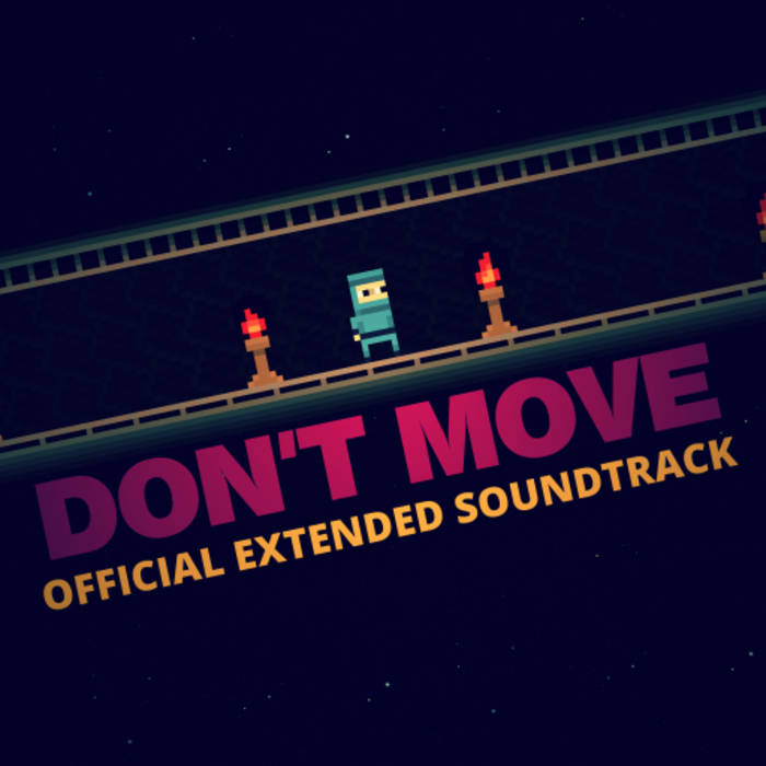 Don't Move Soundtrack cover art