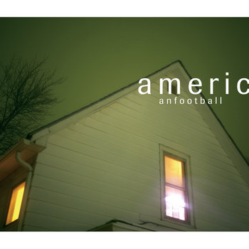 American Football cover art