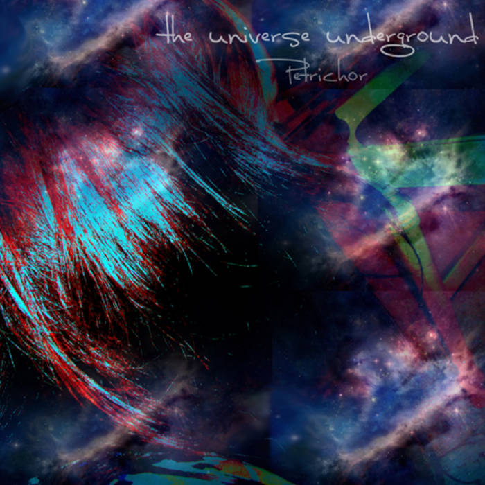 the universe underground cover art
