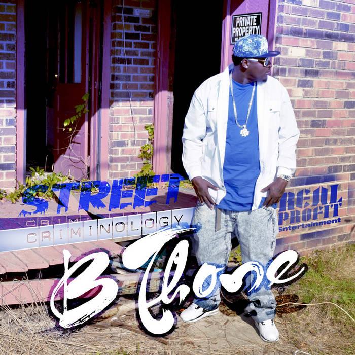 B-Thone - Street Criminology cover art