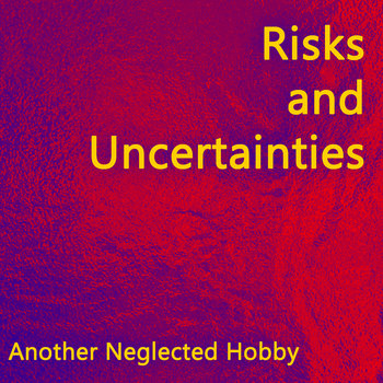 Risks and Uncertainties cover art