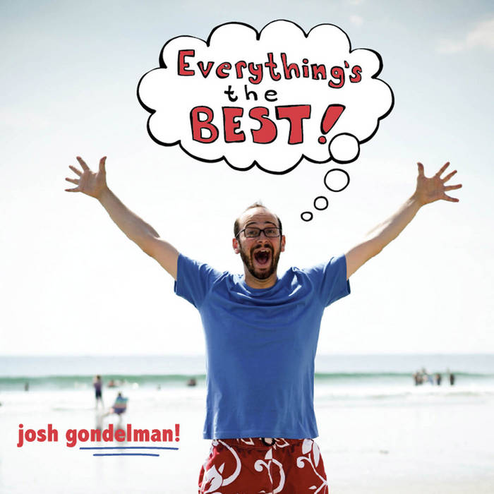Everything's The Best! cover art