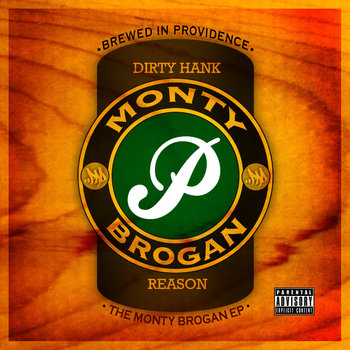 The Monty Brogan EP cover art